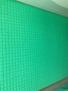外壁の色(グリーン)