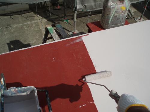 屋根--屋根のみの塗装受け付けております!
